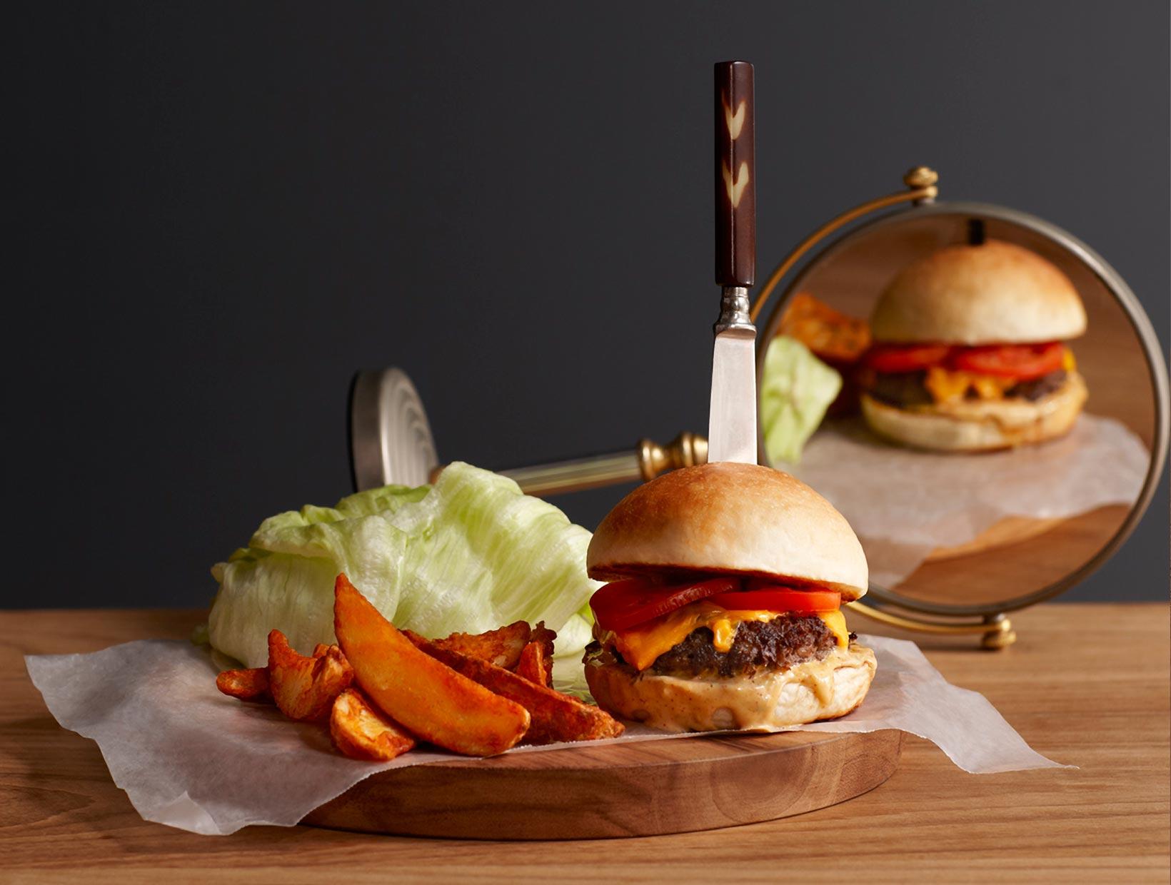 Burger / Sandwich